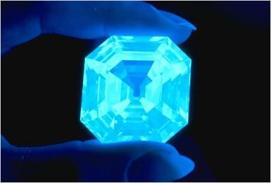 Fluorescence in your Diamond Engagement Ring