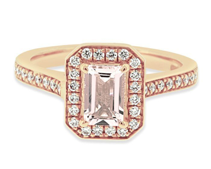 Diamond-and-morganite-halo-engagement-ring-image-1